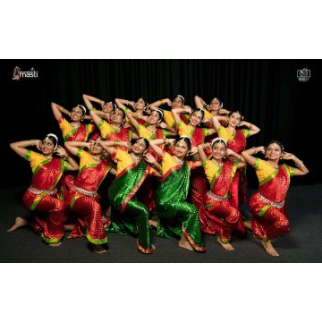 Lavni costumes for dance institute, Australia