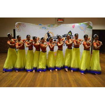 Lehenga sets for dance institute, Australia